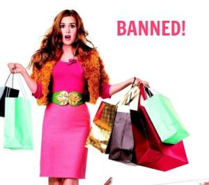 Shopping Ban
