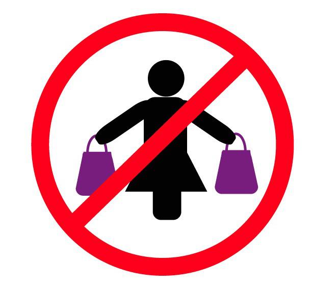 shopping-ban